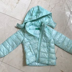 3-4 YO UNITED COLORS OF BENETTON Puffer Jacket